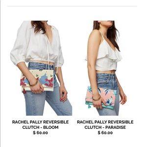 NEW Rachel Pally Foldover clutch Spring Perfect!